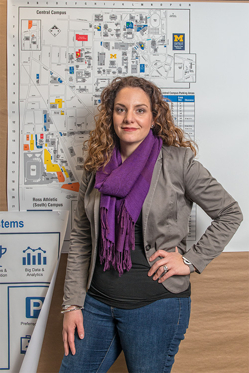 Annalisa Esposito Bluhm - Communications Manager for GM's Maven car sharing service