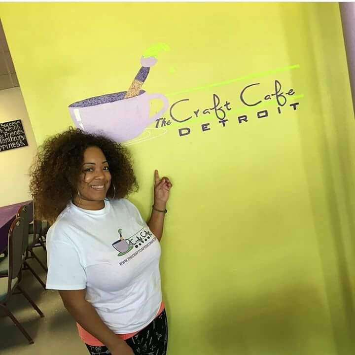The Craft Cafe Detroit thrives on city's lower east side