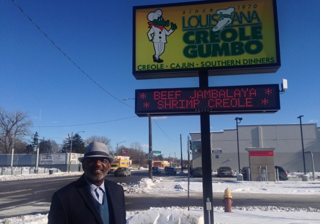 Joe Spencer has big plans for Louisiana Creole Gumbo