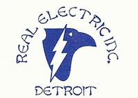 Real Electric Inc. logo